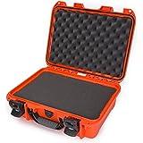 Nanuk 920 Waterproof Hard Case with Foam Insert - Orange