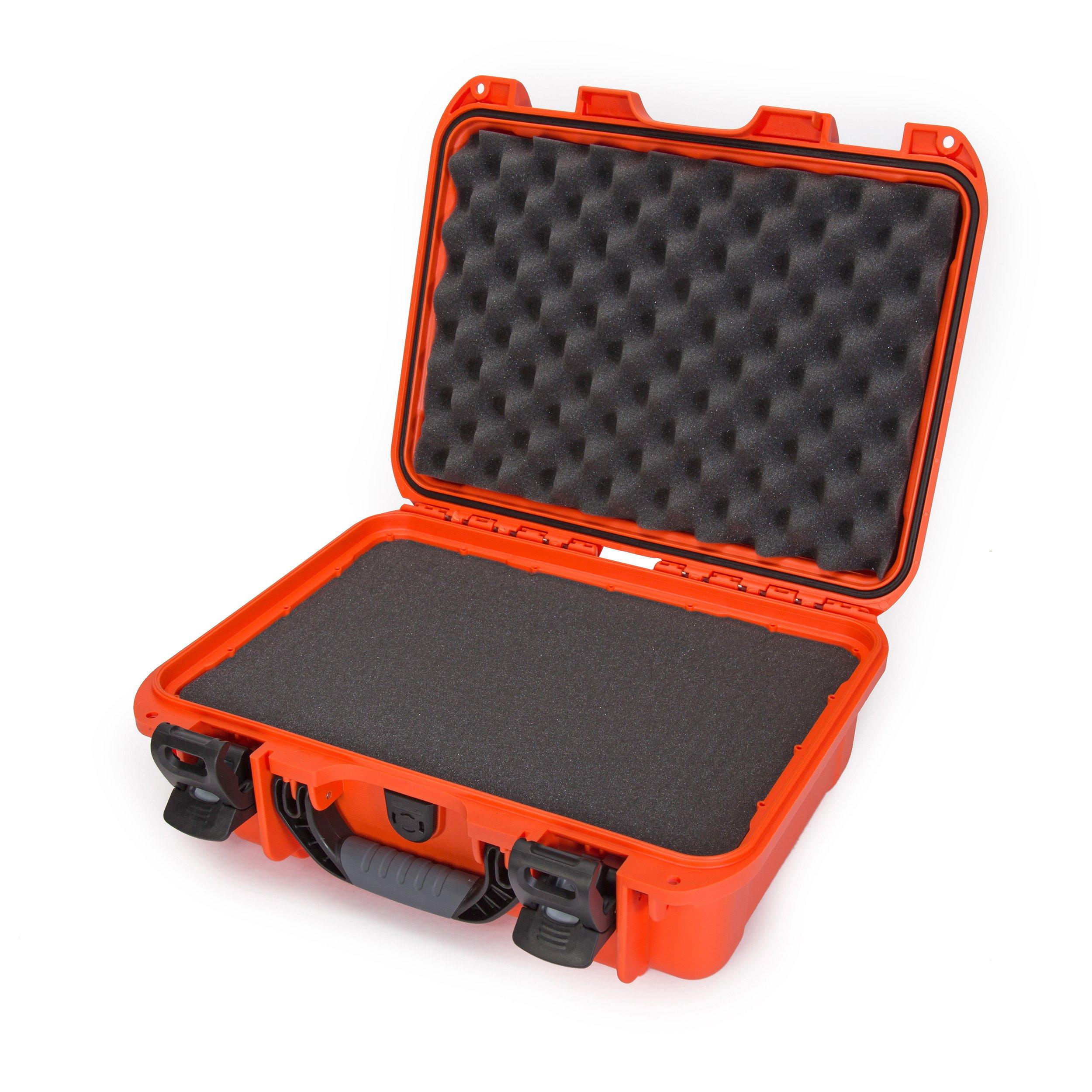 Nanuk 920 Waterproof Hard Case with Foam Insert - Orange by Nanuk