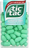 tic tac Wintergreen Singles, 1 Ounce (Pack of 12)