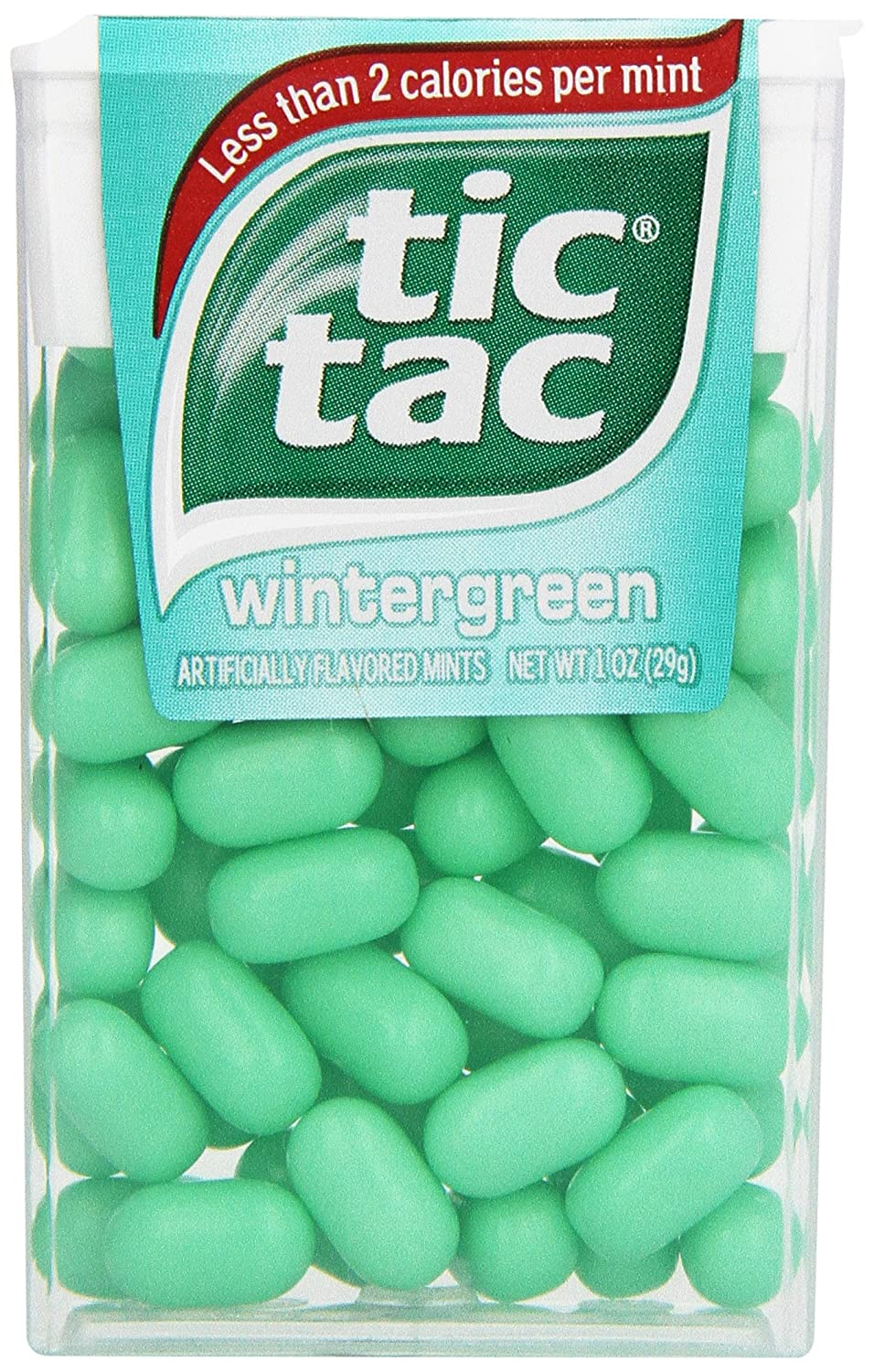Tic Tac Big Pack Wintergreen (Pack of 12): Amazon.co.uk: Grocery