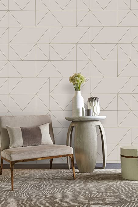 Graham Brown Kelly Hoppen Non Woven Wallpaper Light 103005
