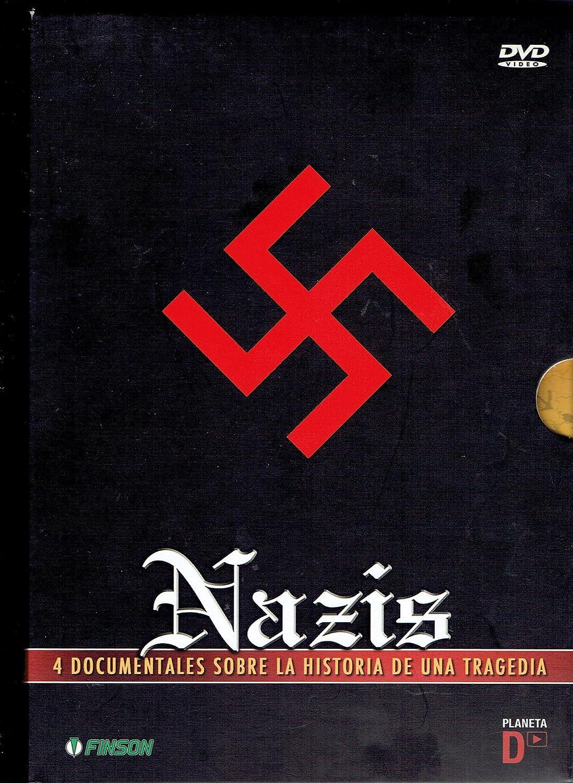 Nazis - Documentales Sobre La Historia de Una Tragedia, pack de 4 ...