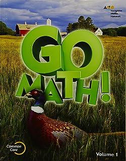 Go math standards practice book grade 5 houghton mifflin go math student edition volume 1 grade 5 2015 fandeluxe Choice Image