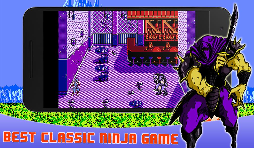 Amazon.com: Classic Ninja: Appstore for Android