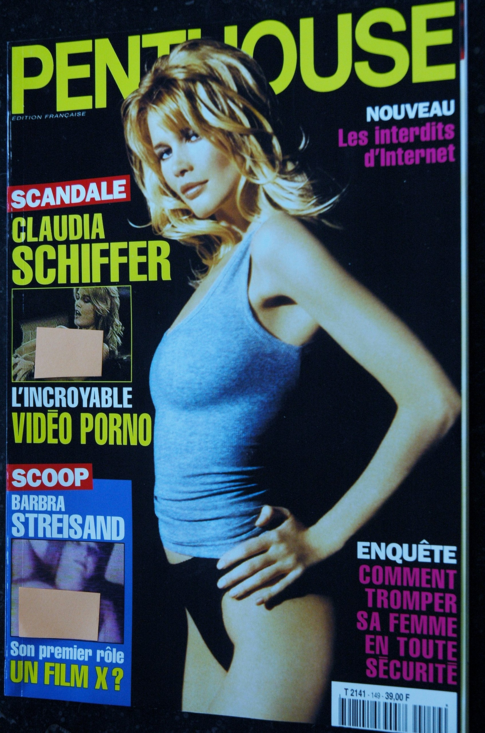 Claudia schiffer pornó videó