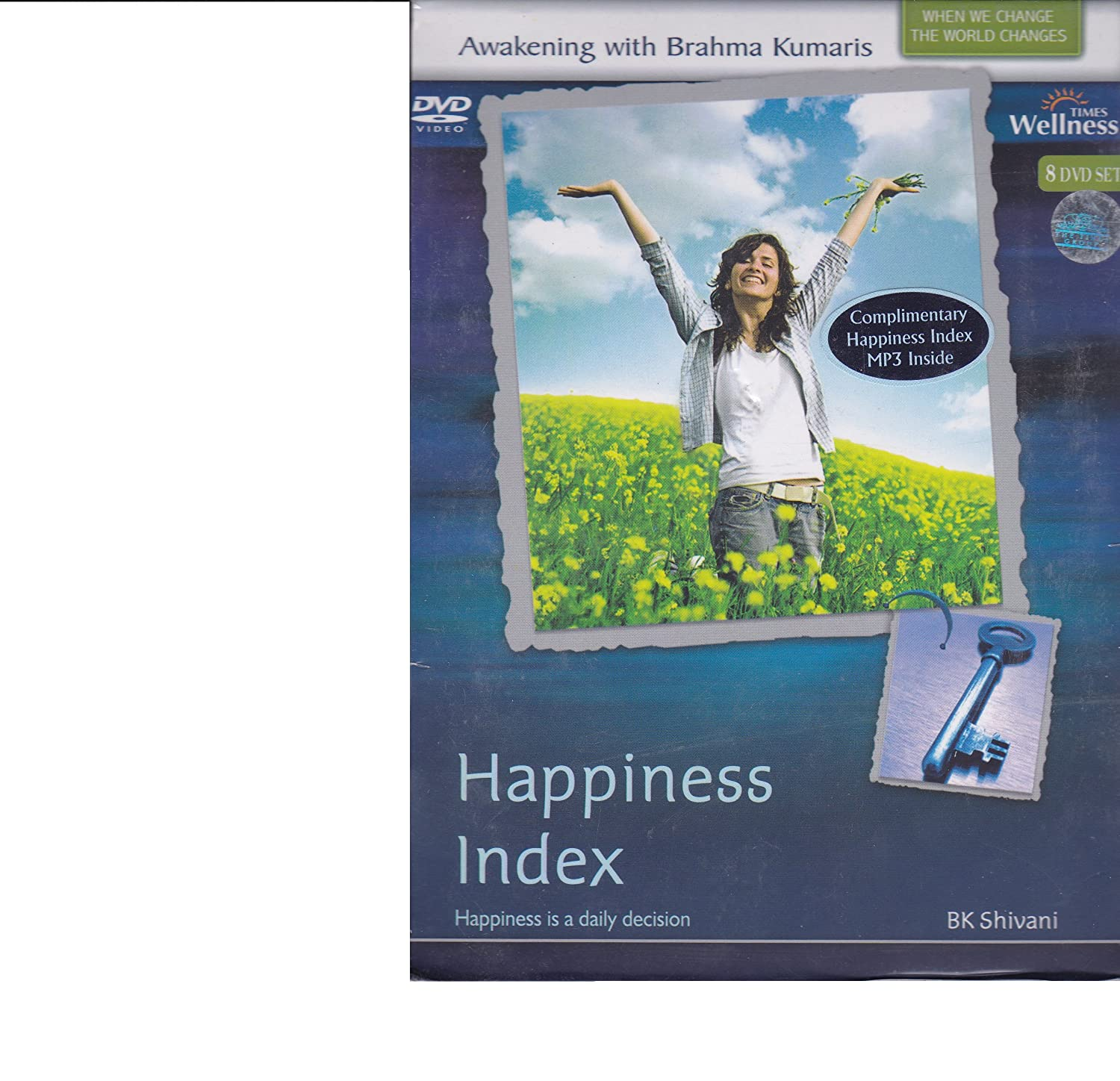 Amazon in: Buy Happiness Index: Happiness is a Decision DVD