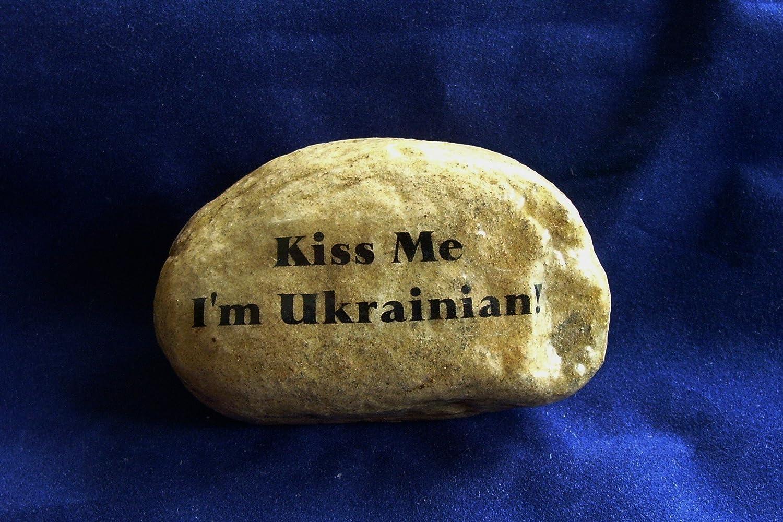 Image result for Kiss Me I'm Ukrainian