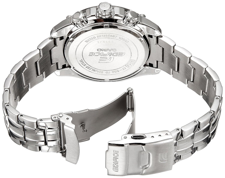 f6768349a411 Amazon.com  Casio General Men s Watches Edifice EF-550D-7AVDF - WW  Casio   Watches