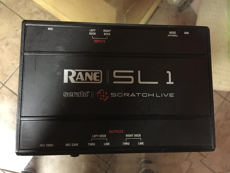 Brand New Rane Ssl Serato Scratch Live - Simply the Best Dj Software Ever