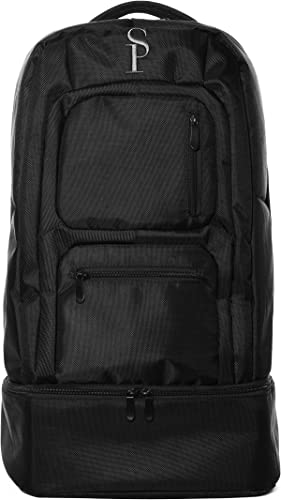 Sole Premise Laptop Shoe Carry-On Luggage Travel Multi-functional Sneaker Backpack Bag