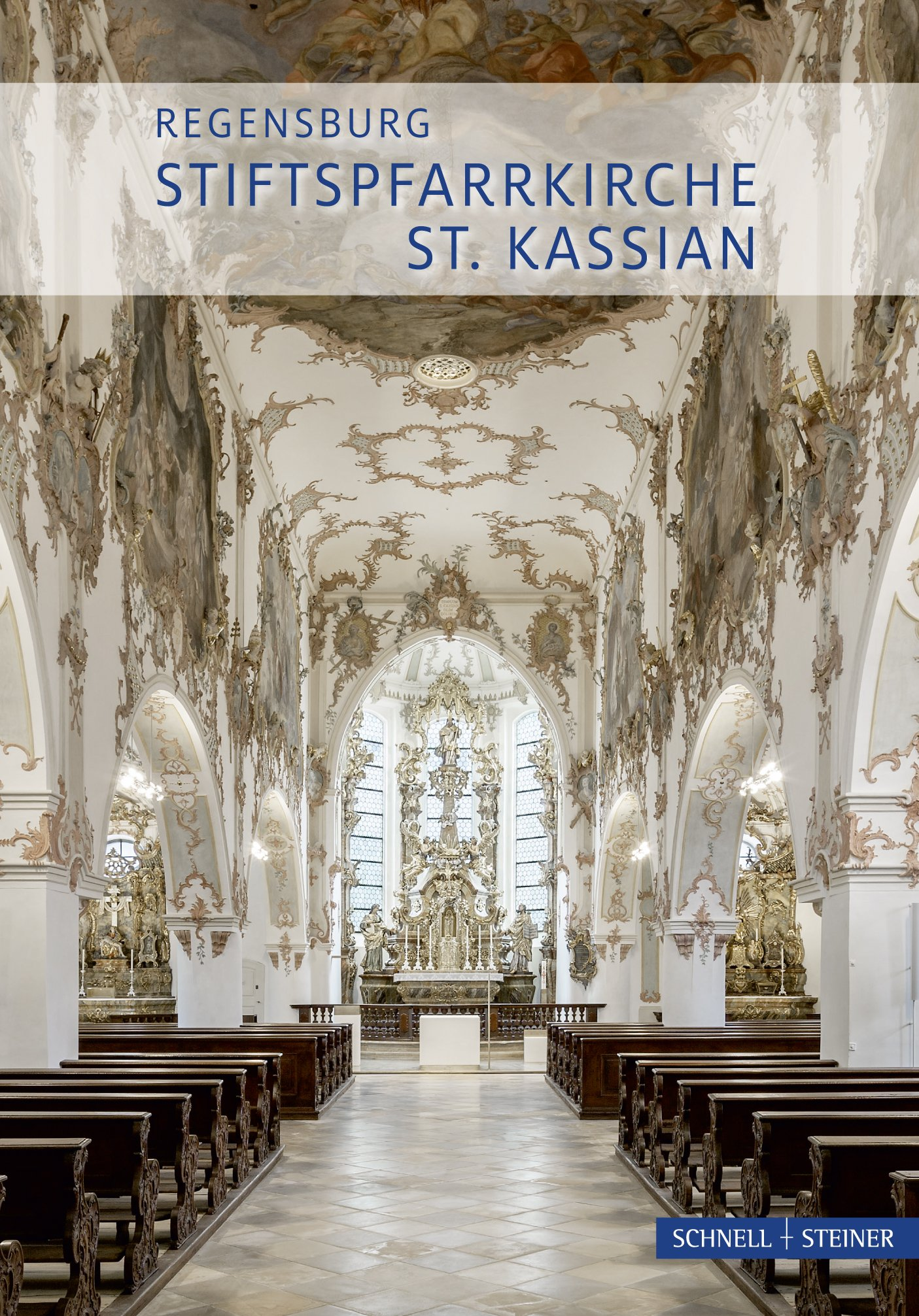 Regensburg: Stiftspfarrkirche St. Kassian