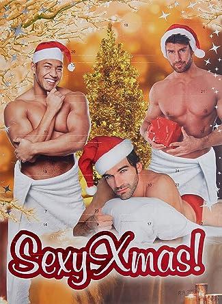 Sexy advent calendar