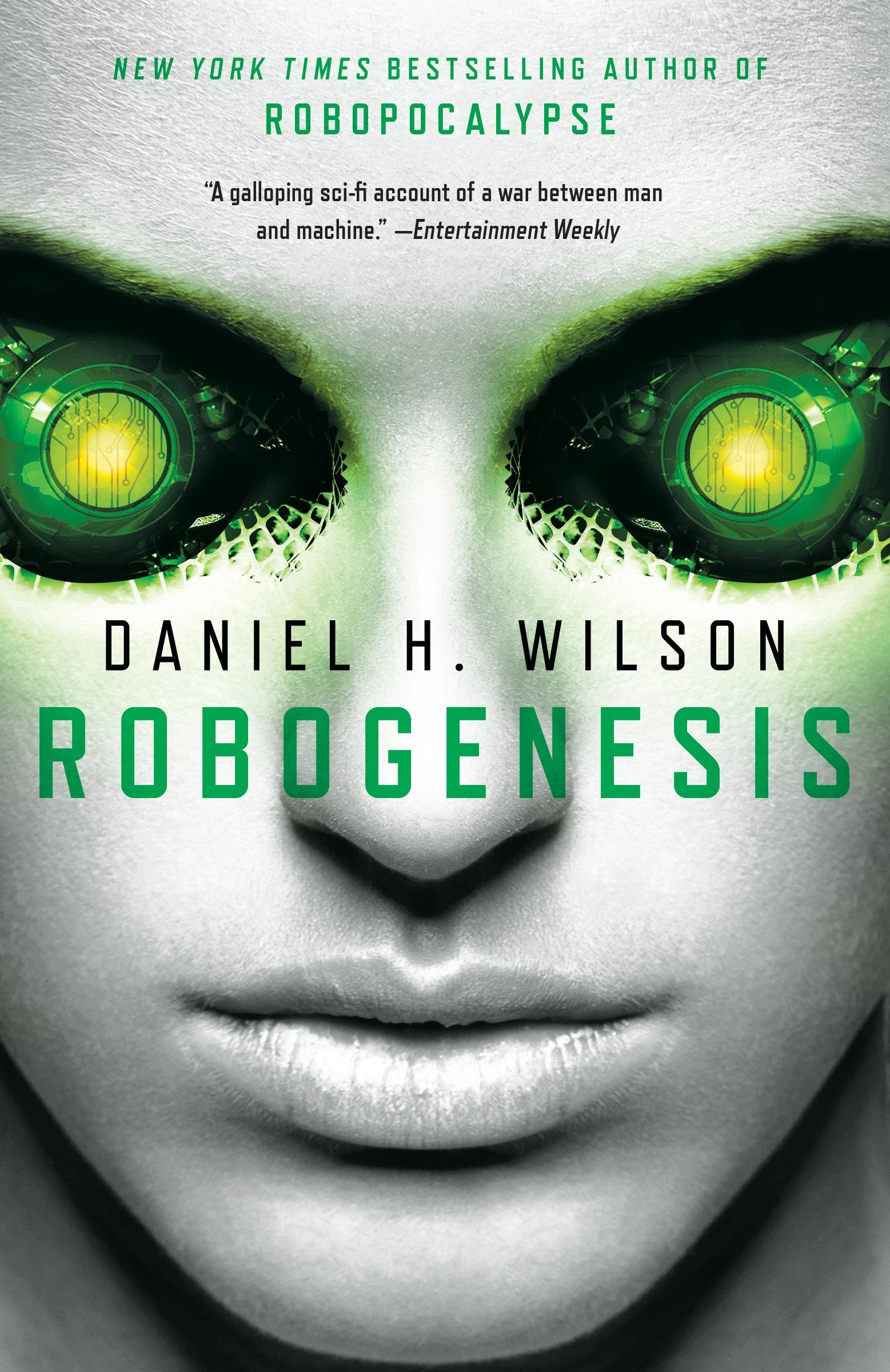 Download Robogenesis pdf epub