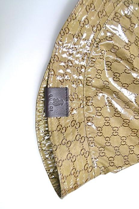 Gucci BAMBINA JUNIOR CAPPELLO PESCATORE COTONE NYLON ART. 258057 F8F209643   Amazon.it  Scarpe e borse 8178ff86a105