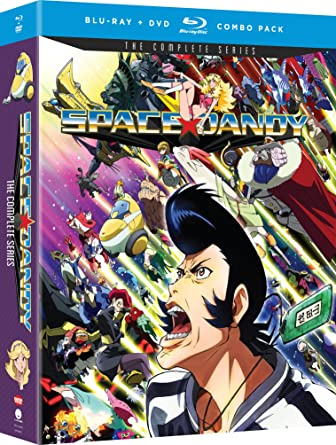 amazon co jp space dandy the complete series blu ray import