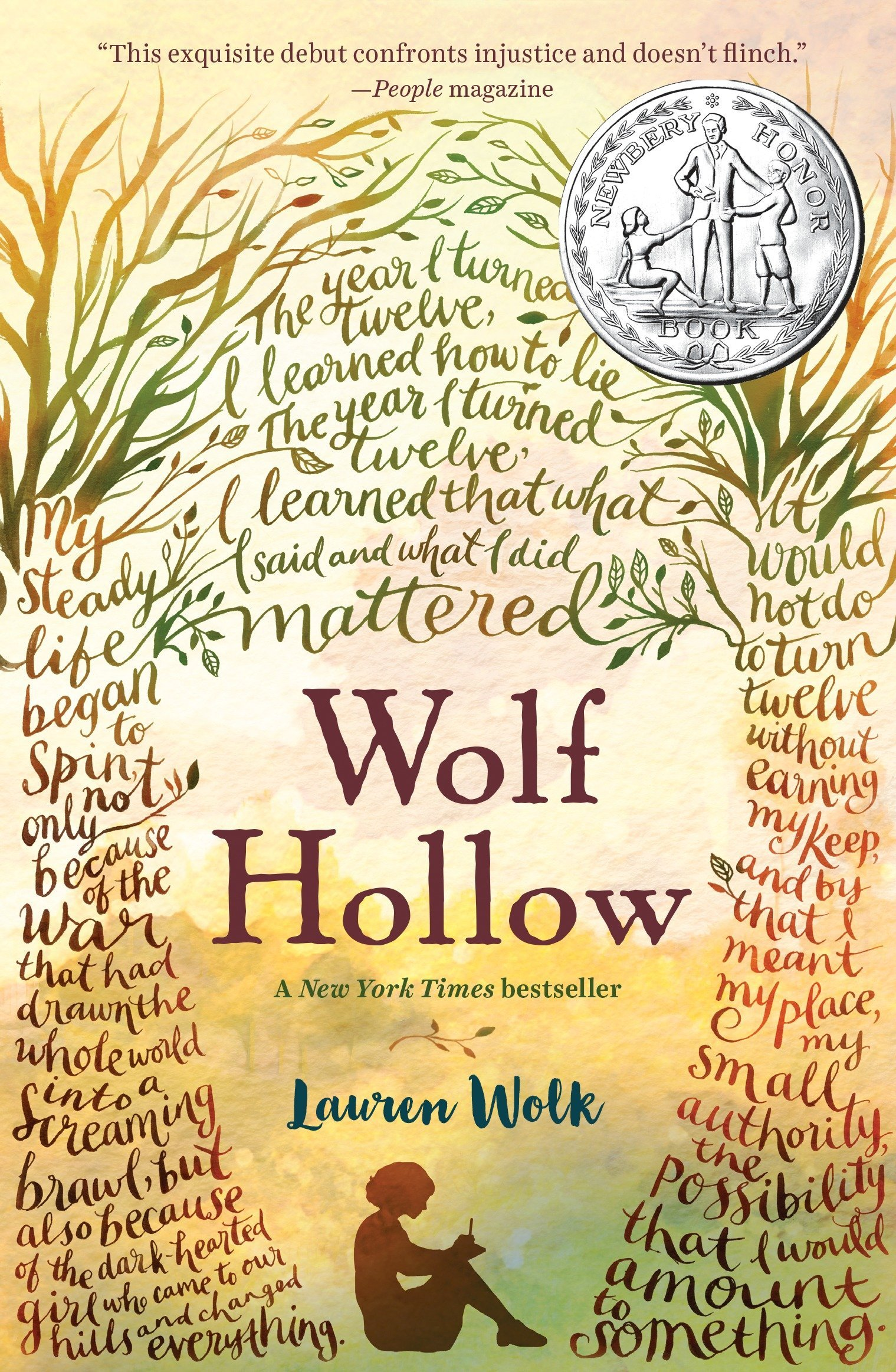 Wolf Hollow: Lauren Wolk: 9781101994849: Amazon.com: Books