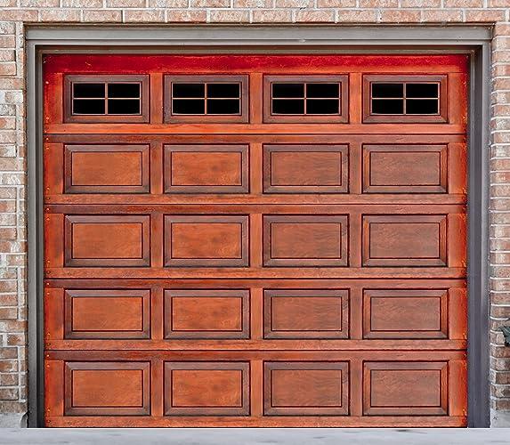 Amazon Decorative Faux Vinyl Garage Door Windows 1 Car Garage