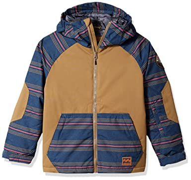 652f6f7e681a Amazon.com  Billabong Day Boys Insulated Snow Jacket  Clothing