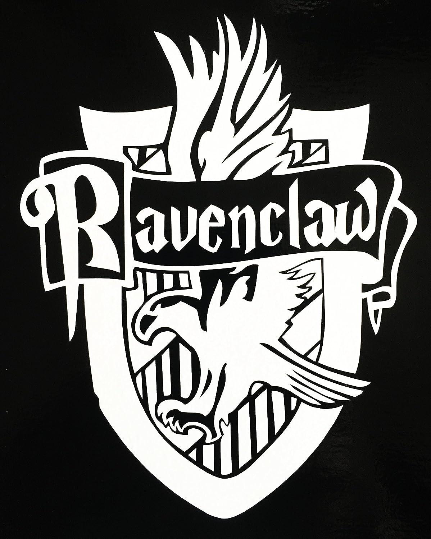 Harry Potter RAVENCLAW Hogwarts House Crest vinyl decal for car, laptop, etc!