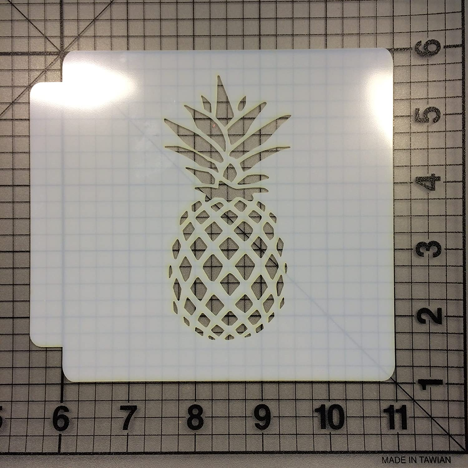 Pineapple 783-067 Stencil 2 inches