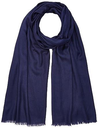 f4e46d7056df Celio JIEBACK, Echarpe Homme, Bleu Blue, Unique (Taille Fabricant TU)   Amazon.fr  Vêtements et accessoires