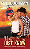 When They Just Know (Oregon Firebirds Book 3)