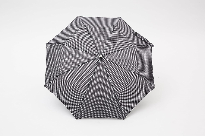 トーツ (totes)自動開閉 折り畳み傘 Titan Line 三つ折り54cm W81(グレー千鳥格子) B01BHU6NRU 千鳥格子(グレー) 千鳥格子(グレー)