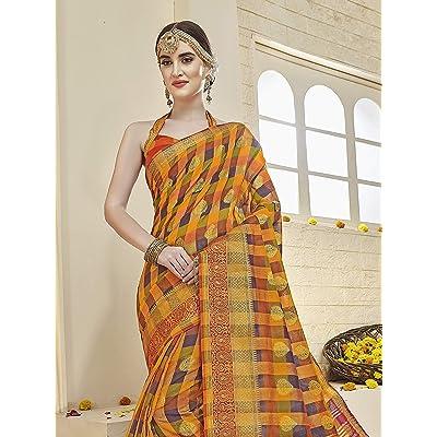 Details about  /Bollywood Indian Wedding Traditional Banarasi Saree Pink Nylon Silk Woven Sari