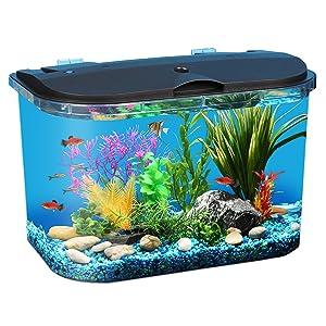 Koller Products Panaview 5-Gallon Aquarium Kit