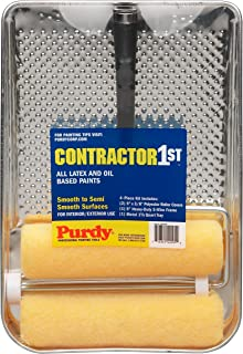 product image for Purdy 140810200 Contractor 1st 4 Piece Paint Kit