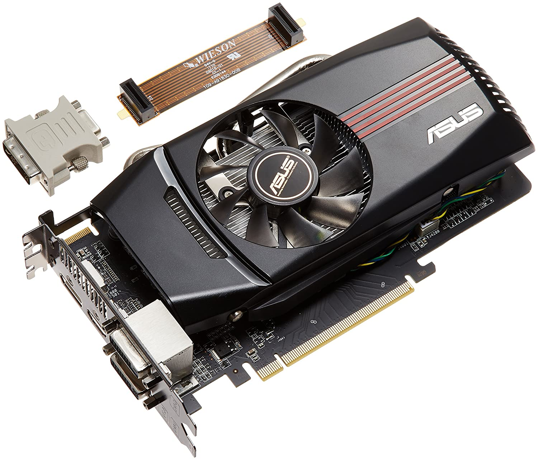 ASUSTeK RADEON HD7770搭載グラフィックカード HD7770-DCT-1GD5 【PCI-Express3.0】 B00895T3S8