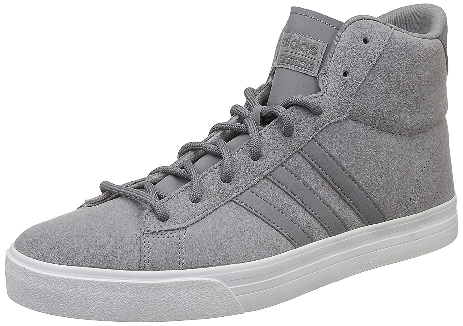 separation shoes 3f631 46adb adidas neo Men s Cf Super Daily Mid Grethr Grethr Grefou Sneakers - 6  UK India (39.33 EU)  Buy Online at Low Prices in India - Amazon.in