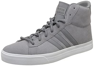 best cheap 36f20 0606d adidas neo Mens Cf Super Daily Mid GrethrGrethrGrefou Sneakers - 7 UK