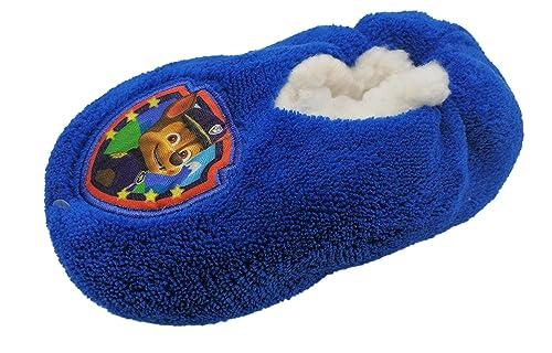 Zapatillas babuchas Infantiles Estar por casa Paw Patrol para niños: Amazon.es: Zapatos y complementos