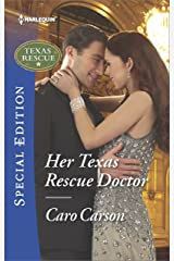 Her Texas Rescue Doctor Kindle Edition