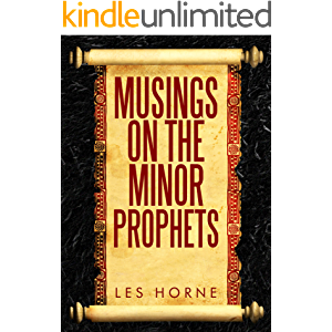 Musings On The Minor Prophets
