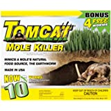 Tomcat Mole Killer, 10-Pack