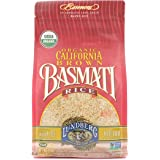 Lundberg Family Farms Organic Basmati Rice, California Brown, 32 Ounce