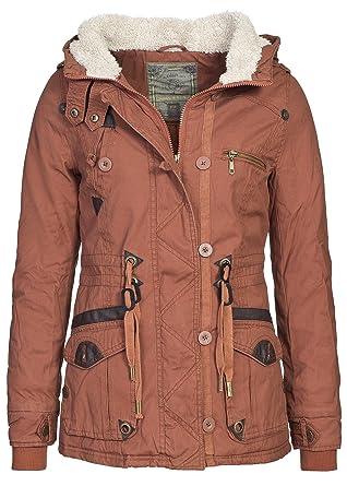 Damen Jacken: EIGHT2NINE Damen Winter Parka Jacke