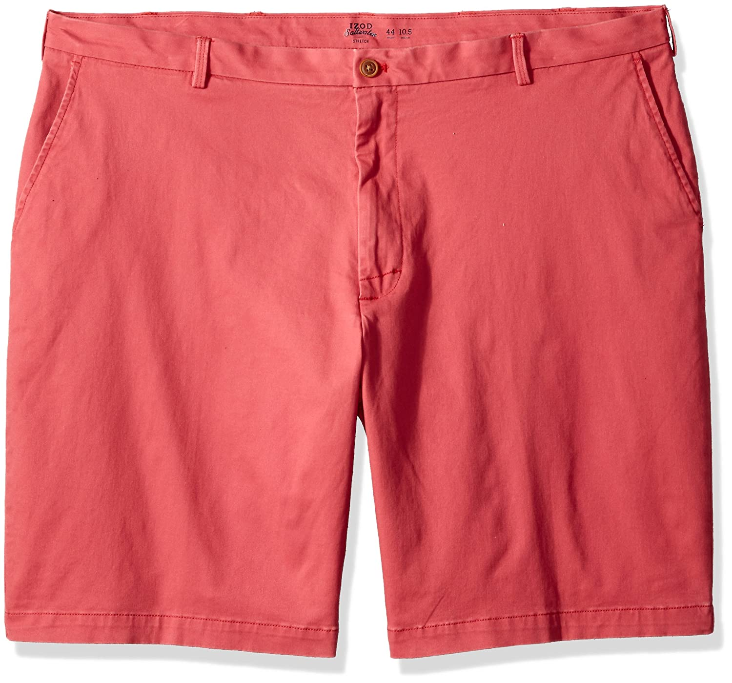 IZOD Men's Big and Tall Flat Front Short 45X5134