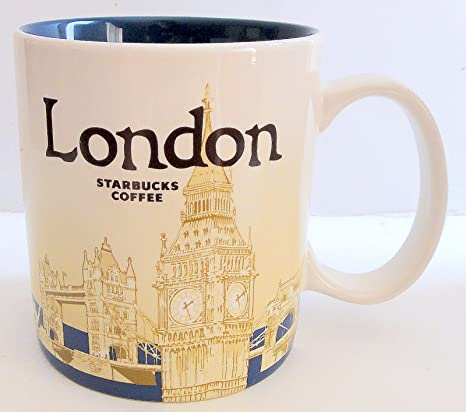 Starbucks Global Icon London Collectors Coffee Mug