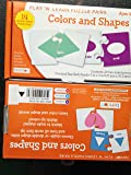 Play 'N' Learn Puzzle Pairs - Colors and Shapes