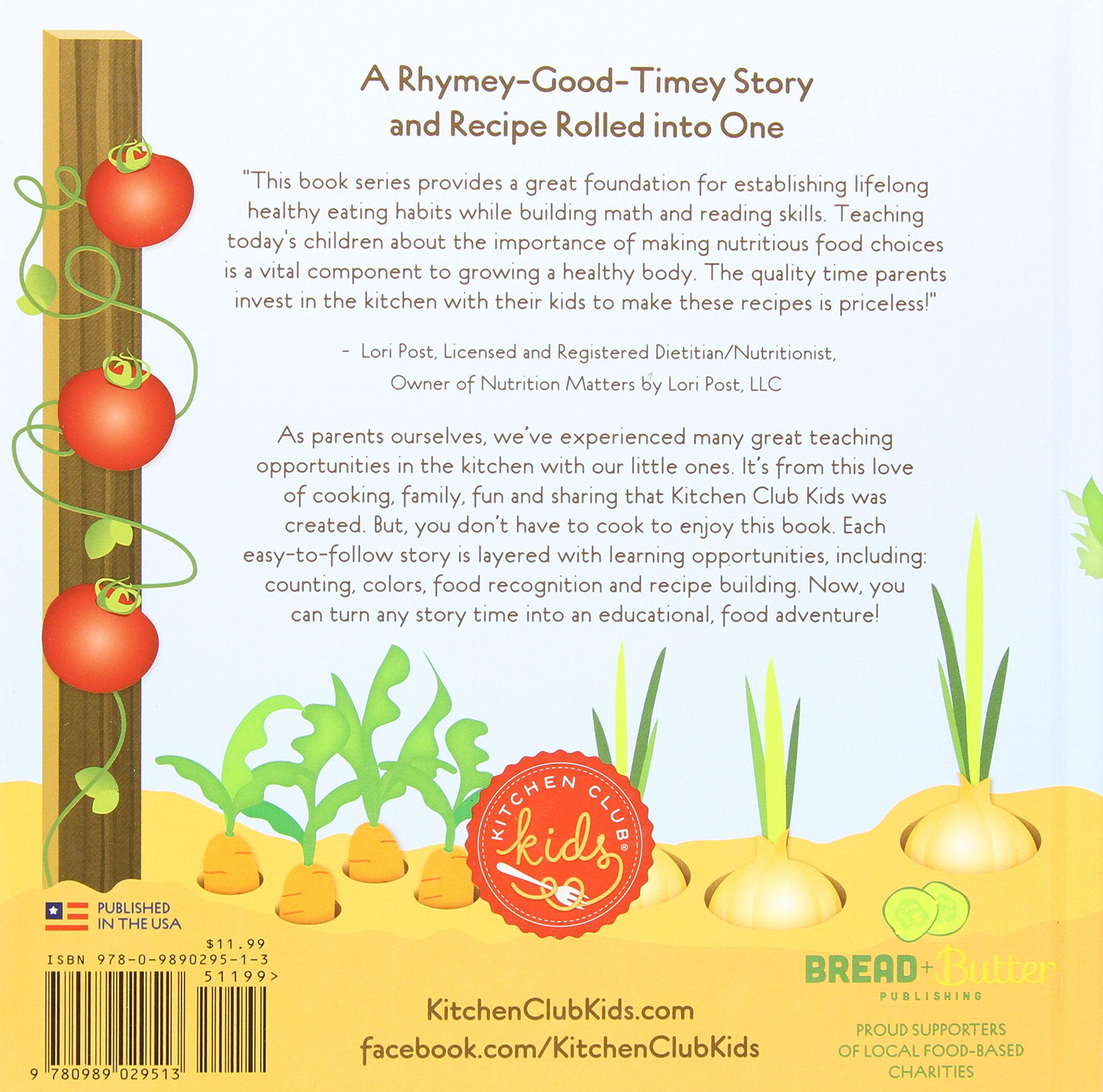Garden Safari Vegetable Soup (Kitchen Club Kids): Amazon.co.uk ...