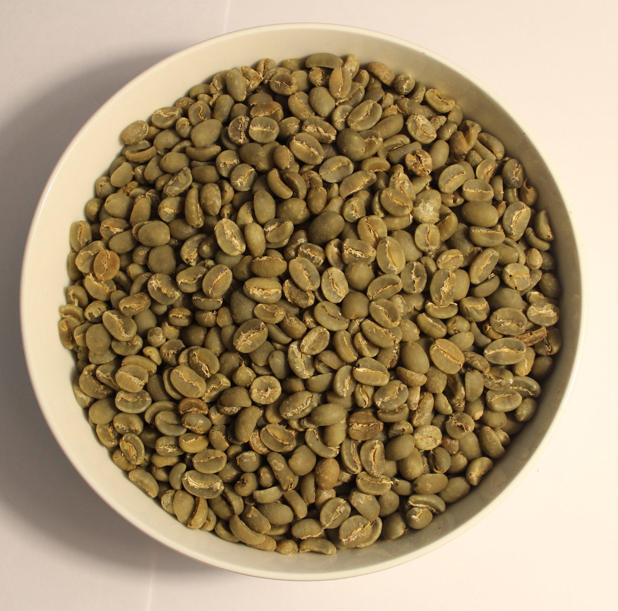 Celebes Kalossi (Sulawesi) Toraja, Sapan Minanga, Grade 1 - Green (Raw) Coffee Beans (18 Pounds)