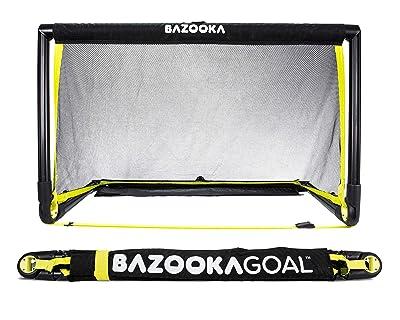 Bazookagoal Original Solid Frame Pop Up Goal