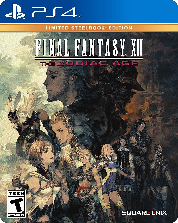 FINAL FANTASY XII Original Soundtrack Square Enix Edition Game Music 4 CD NEW