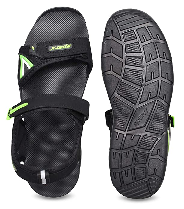 02f50b39405e Sparx Men SS-473 Floater Sandals  Buy Online at Low Prices in India -  Amazon.in
