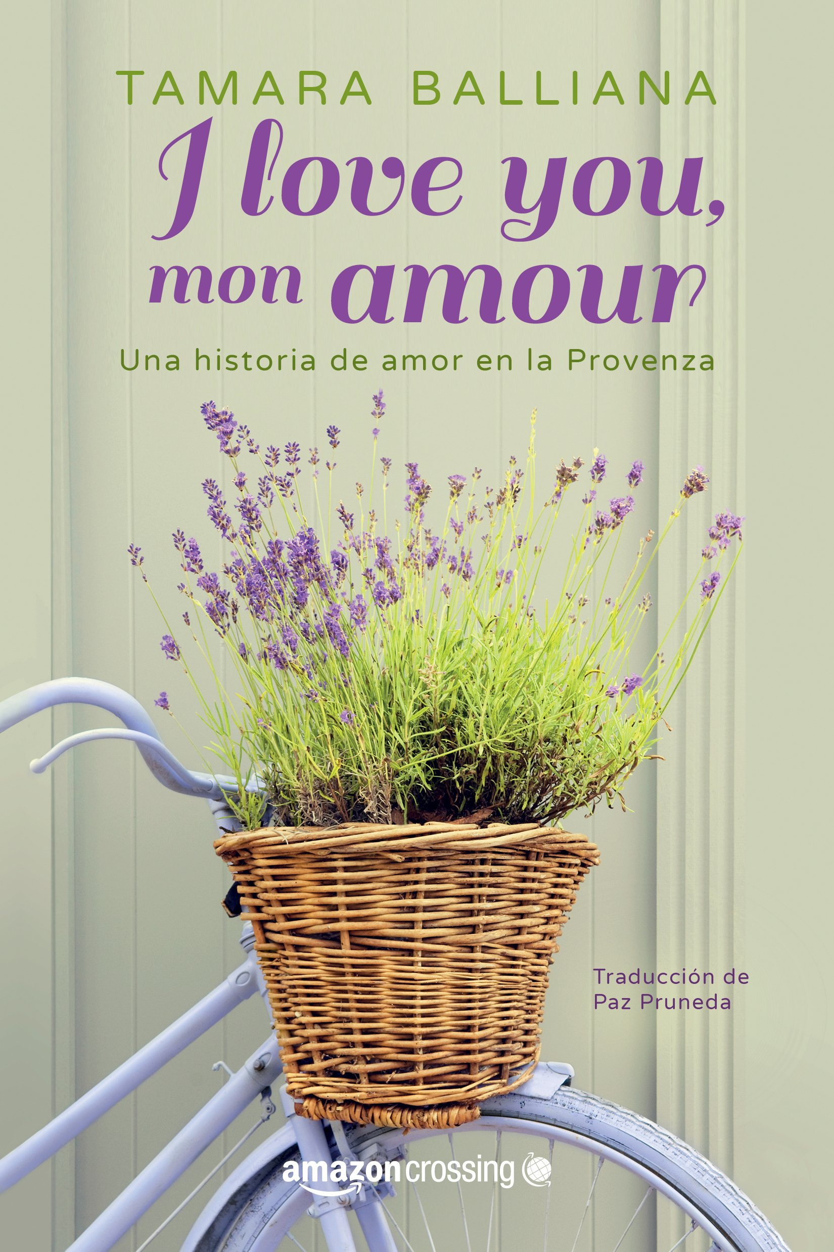 Resultado de imagen de I love you, mon amour Tamara Balliana
