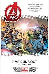 Avengers: Time Runs Out Vol. 2 Kindle Edition