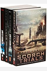 The Maze Runner (Set of 4 Books) Product Bundle